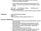Resume format for Hindi Teacher Job In India Resume for Hindi Teacher Wikirian Com