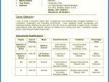 Resume format for Hindi Teacher Job In India Resume Of A Teacher India Teachers Resume format India