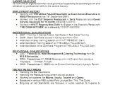 Resume format for Hotel Job Hotel Management Resume format
