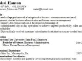 Resume format for Job Application In Word assistant Manager Resume format for Job Application In