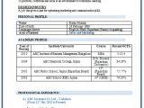Resume format for Job Interview Pdf Download Pin by Alam On Alam Resume format Download Sample