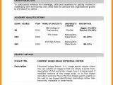 Resume format for Medical Representative Fresher Pdf 10 Cv Sample for Fresher theorynpractice