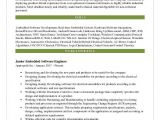 Resume format for Medical Representative Fresher Pdf Embedded software Engineer Resume Samples Qwikresume