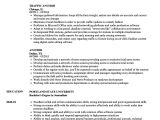 Resume format for News Reader Fresher Anchor Resume Samples Velvet Jobs