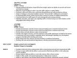 Resume format for News Reporter Fresher Anchor Resume Samples Velvet Jobs