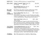 Resume format for Nursing Job Cover Letters for Nursing Job Application Pdf Student