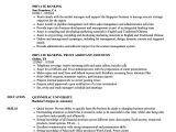 Resume format for Private Job Private Banking Resume Samples Velvet Jobs