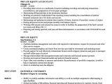 Resume format for Private Job Private Equity Resume Samples Velvet Jobs