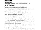 Resume format for Radio Jockey Fresher Bryan Vanderhoof Radio Resume