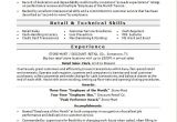 Resume format for Retail Job Retail Sales Clerk Resume Sample Monster Com