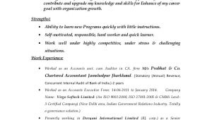 Resume format for Rj Job Copy Of Resume Updated Rj Corp
