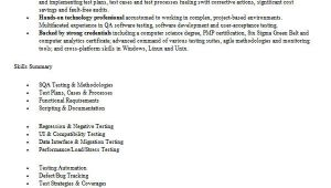 Resume format for software Tester Fresher 45 Fresher Resume Templates Pdf Doc Free Premium