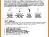 Resume format for Teacher Job Pdf 7 Cv format Pdf for Teaching Job theorynpractice