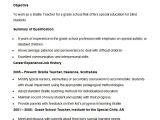 Resume format for Teaching Job In School Teacher Resume Templates 43 Free Samples Examples