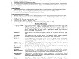 Resume format In Word File with Photo Resume Doc Word format Doc