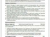 Resume format In Word for Medical Representative Medical Sales Representative Resume Sample Resume