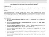 Resume format In Word for Store Keeper 1 Cv Of S S Ansari 7 3 Yr Store Keeper