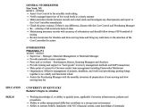 Resume format In Word for Store Keeper Storekeeper Resume Samples Velvet Jobs