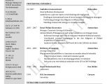 Resume format In Word Free Download Latest Sample Resume format Sample Resume Templates