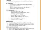 Resume format Sample for Job Application 8 Cv Sample for Job Application theorynpractice