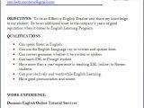Resume format Sample for Job Application Resume format for Freshers Job Application Letter Sample