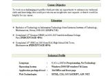 Resume format Word Download for Freshers Fresher Resume Best format Download In Ms Word Cv Sample