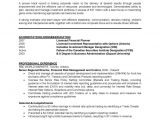 Resume format Word for Banking Sector Banking Investment Resume Template Pdf format E