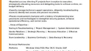 Resume format Word for Experienced It Professionals 5 Cv format Of Experience theorynpractice