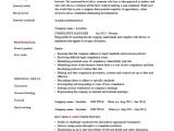 Resume format Word for Hr Compliance Manager Resume Template Cv Example Text Hr