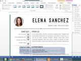 Resume format Word Youtube How to Align Objects In Resume Template Ms Word Youtube