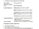 Resume Model for Students 24 Student Resume Templates Pdf Doc Free Premium