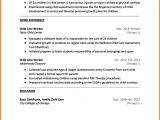 Resume Sample for Child Care Provider Child Care Provider Resume Template Learnhowtoloseweight Net
