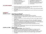 Resume Sample for Human Resource Position Best Human Resources Manager Resume Example Livecareer