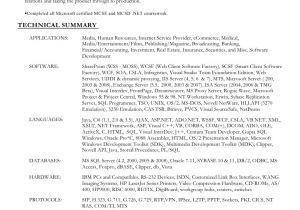 Resume Sample Word Doc Download Resume In Ms Word format Doc