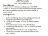 Resume Samples for Business Analyst Entry Level 18 Business Resume Templates Pdf Doc Free Premium