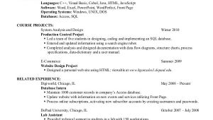 Resume Samples for Entry Level Positions 9 Entry Level Resume Examples Pdf Doc Free Premium