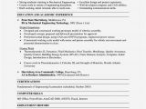 Resume Samples for Experienced Mechanical Engineers Experienced Mechanical Engineer Resume Doc Resume