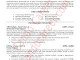 Resume Samples for Experienced Mechanical Engineers Mechanical Engineer Sample Resume by Cando Career Coaching