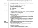 Resume Samples for Freshers Mechanical Engineers Free Download 14 Resume Templates for Freshers Pdf Doc Free