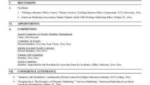 Resume Samples for Professors Resume format for assistant Professor Best Resume Gallery