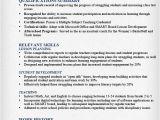 Resume Samples for Teaching Profession Teacher Resume Samples Writing Guide Resume Genius