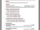 Resume Samples In Word 2007 Microsoft Word 2007 Resume Template Health Symptoms and