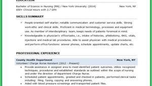 Resume Skills for Students 20 Best Nursing Portfolio Images On Pinterest Nursing