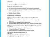 Resume Summary Examples for Students Best Current College Student Resume with No Experience
