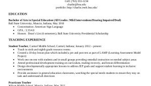 Resume Template for Education 10 Education Resume Templates Pdf Doc Free Premium