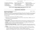 Resume Template for Project Manager Project Management Resume Ingyenoltoztetosjatekok Com