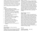 Resume Template for Supervisor Position Supervisor Resume Template 8 Free Word Pdf Document