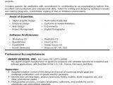 Resume Template for Supervisor Position Supervisor Resume Templates Sample Resume Cover Letter