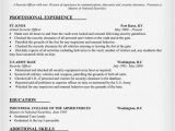 Resume Template Military Experience Example Resume Navy Cv Example