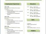 Resume Templates Downloads New Cv format Download Curriculum Vitae Samples Pdf